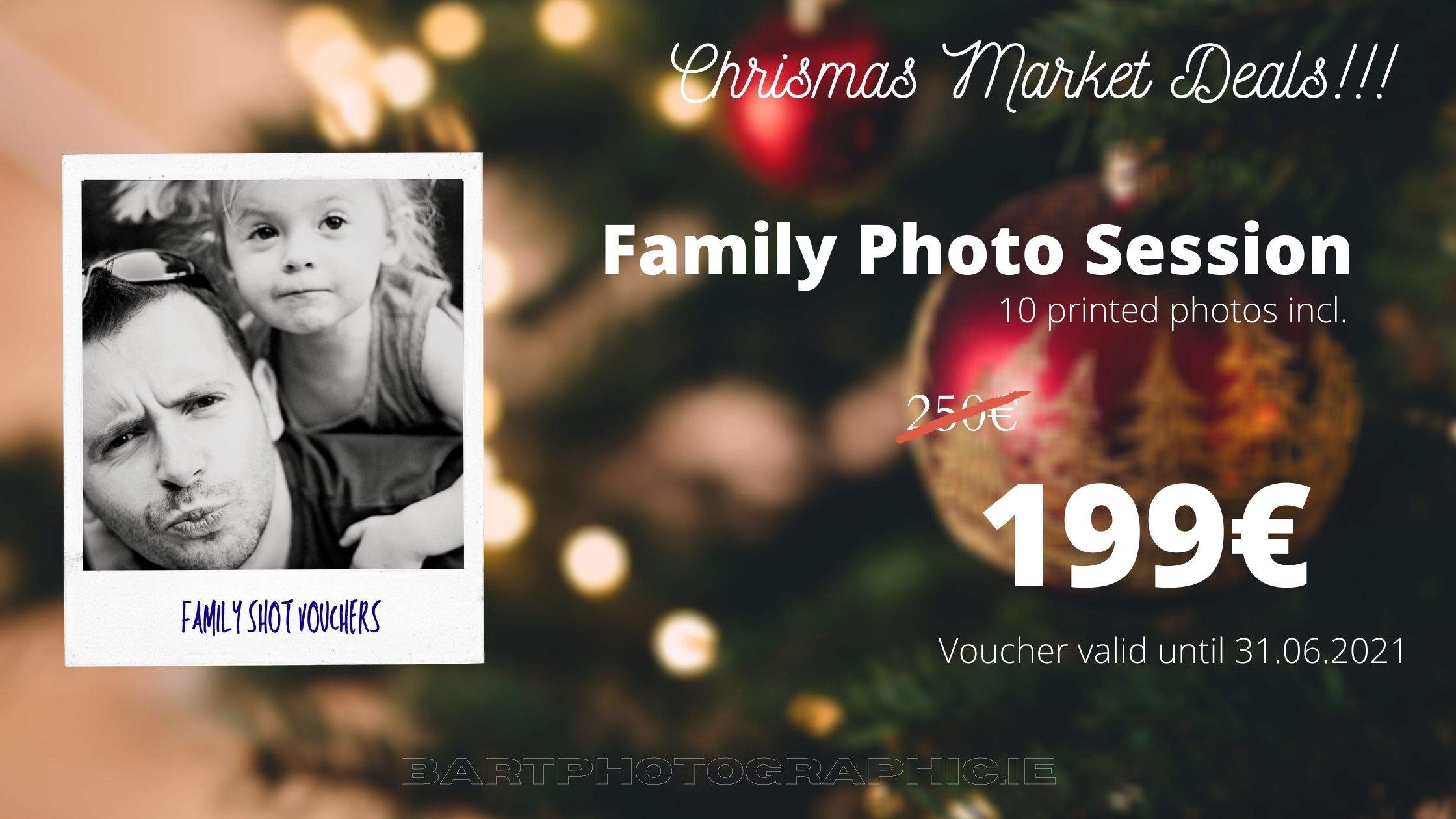 Family photo session199€