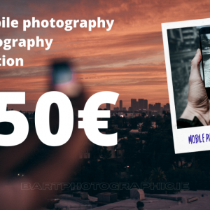 1-2-1 Mobile Photography Videography Consultation